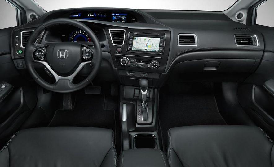 2013 Honda Civic Si sedan - Slide 60