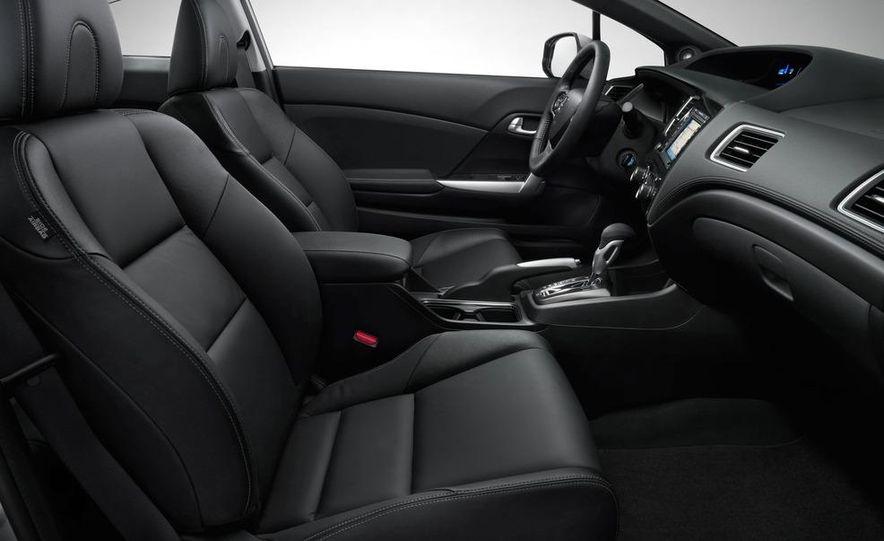2013 Honda Civic Si sedan - Slide 61