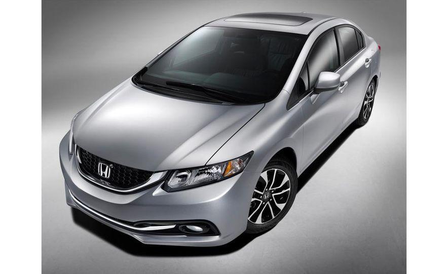 2013 Honda Civic Si sedan - Slide 49