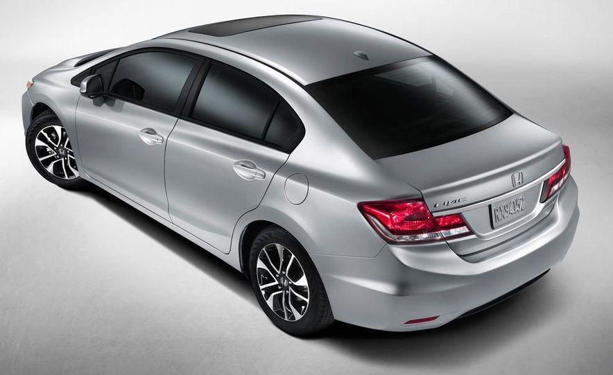2013 Honda Civic Si sedan - Slide 50
