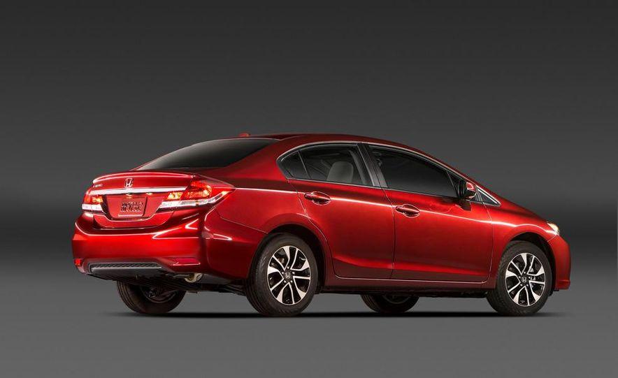 2013 Honda Civic Si sedan - Slide 70