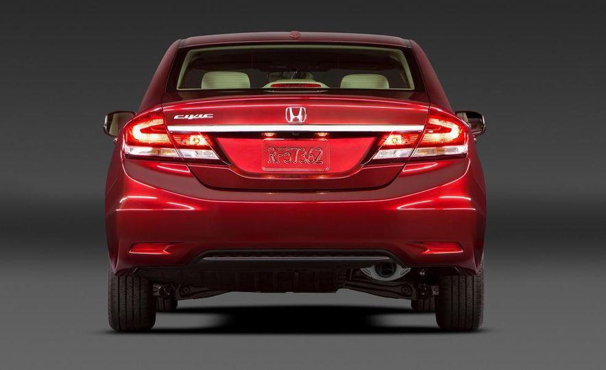 2013 Honda Civic Si sedan - Slide 73