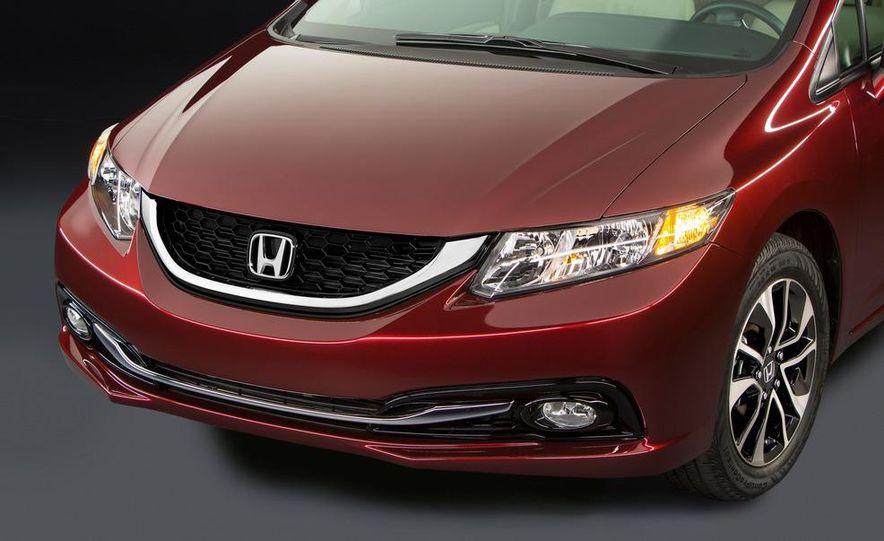 2013 Honda Civic Si sedan - Slide 76