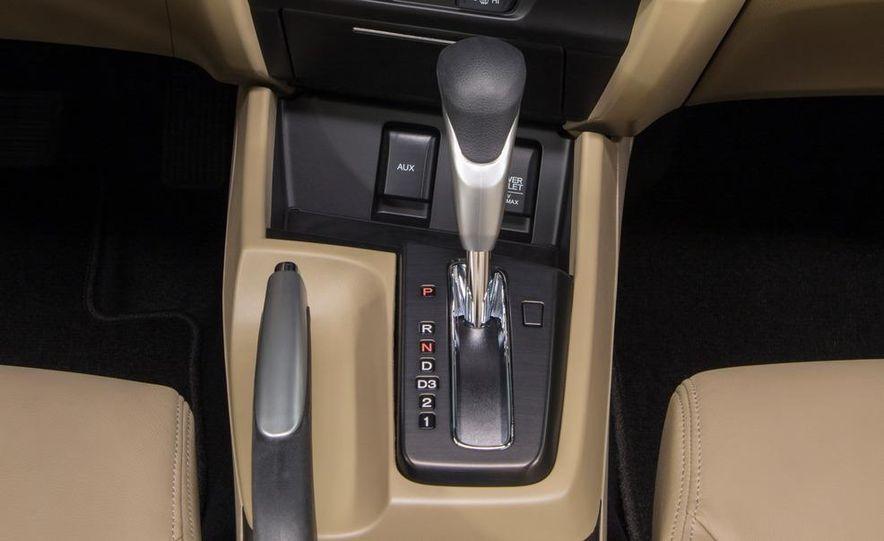 2013 Honda Civic Si sedan - Slide 94