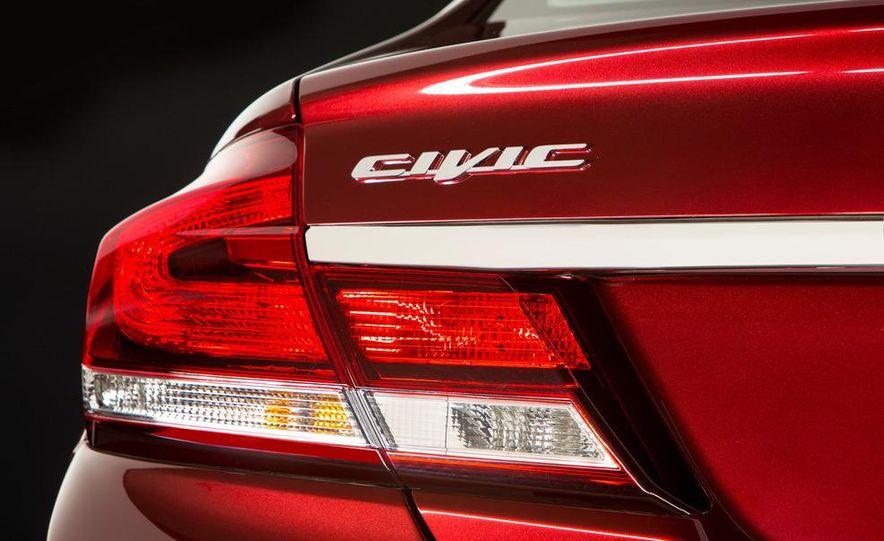 2013 Honda Civic Si sedan - Slide 81
