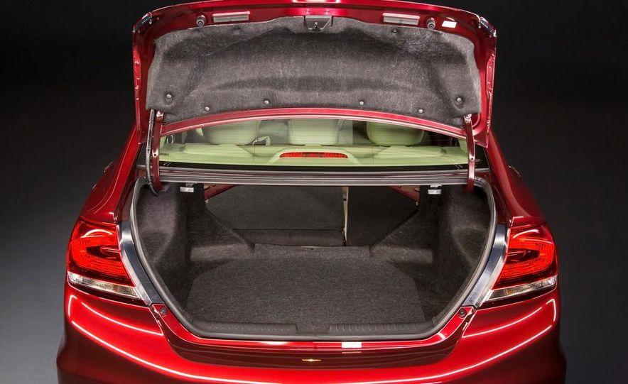 2013 Honda Civic Si sedan - Slide 86