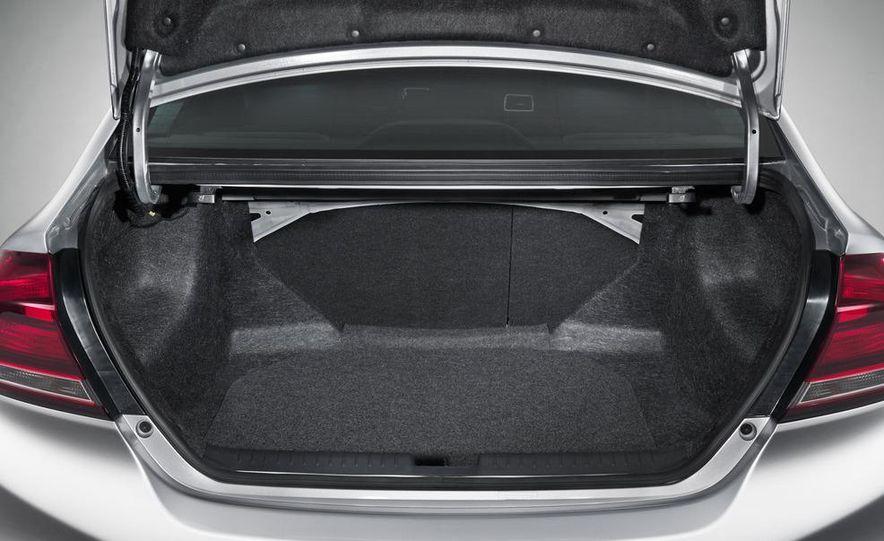 2013 Honda Civic Si sedan - Slide 57