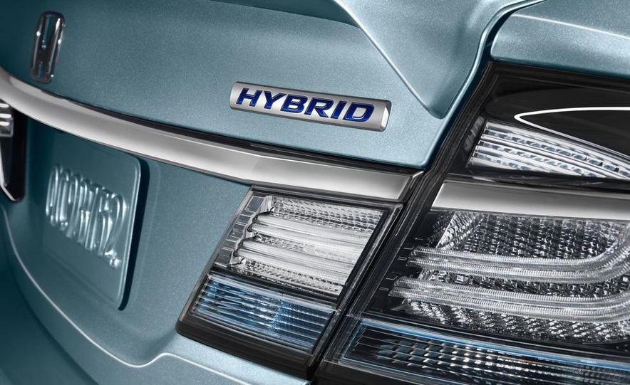 2013 Honda Civic Si sedan - Slide 113
