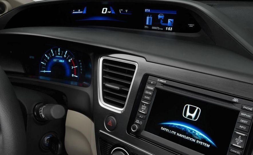 2013 Honda Civic Si sedan - Slide 116