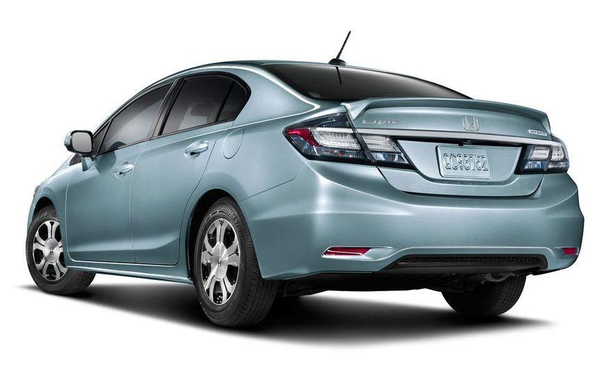 2013 Honda Civic Si sedan - Slide 109