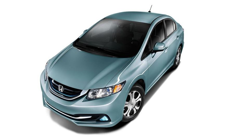 2013 Honda Civic Si sedan - Slide 110
