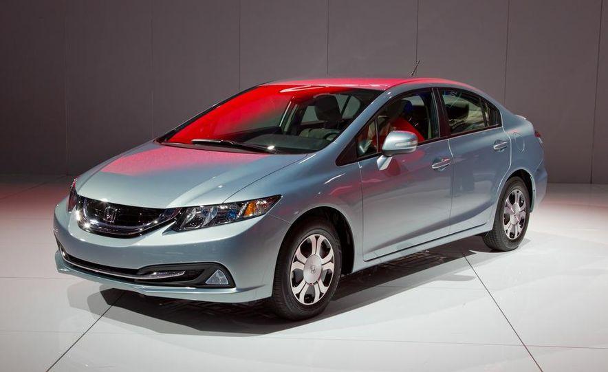 2013 Honda Civic Si sedan - Slide 19