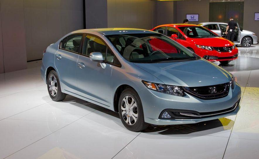 2013 Honda Civic Si sedan - Slide 22
