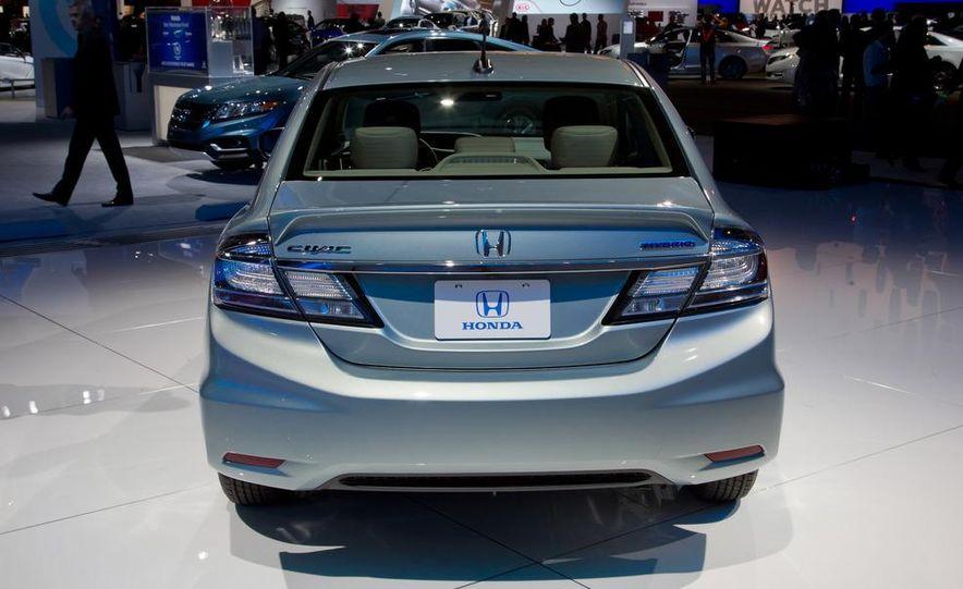 2013 Honda Civic Si sedan - Slide 26