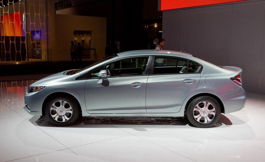 2013 Honda Civic Si sedan - Slide 29