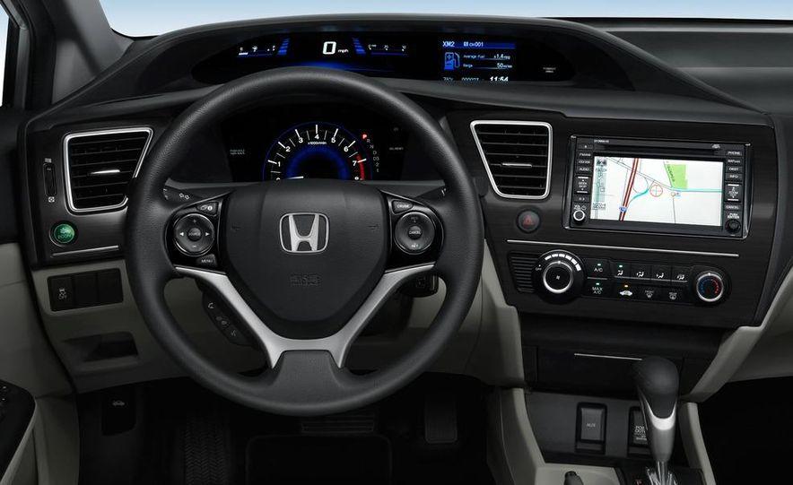 2013 Honda Civic Si sedan - Slide 106