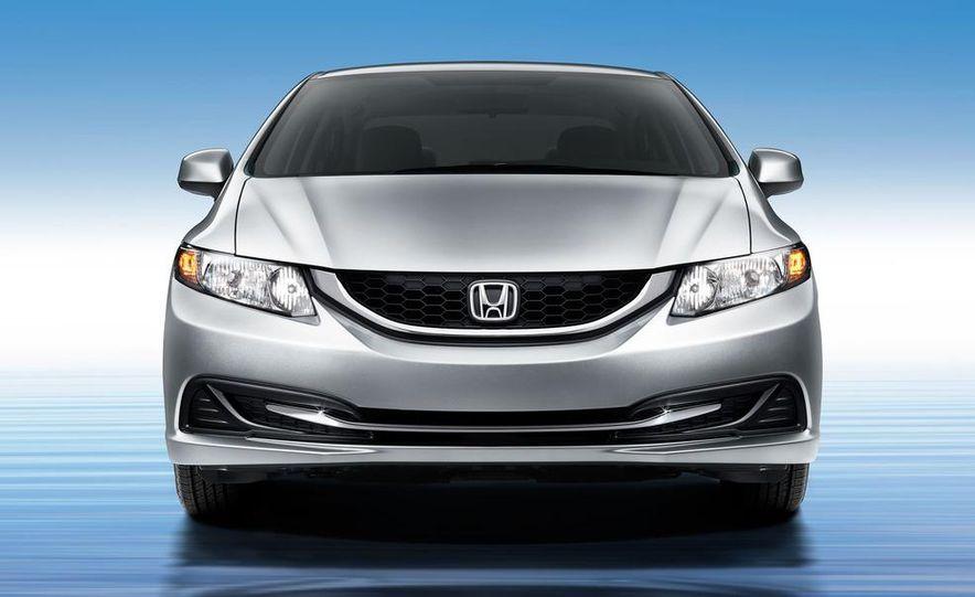 2013 Honda Civic Si sedan - Slide 103