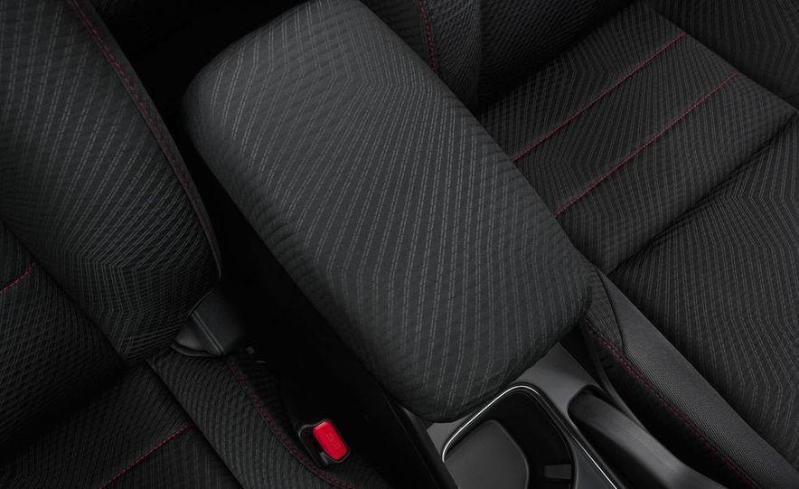 2013 Honda Civic Si sedan - Slide 142