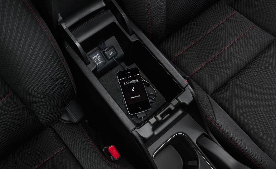 2013 Honda Civic Si sedan - Slide 143