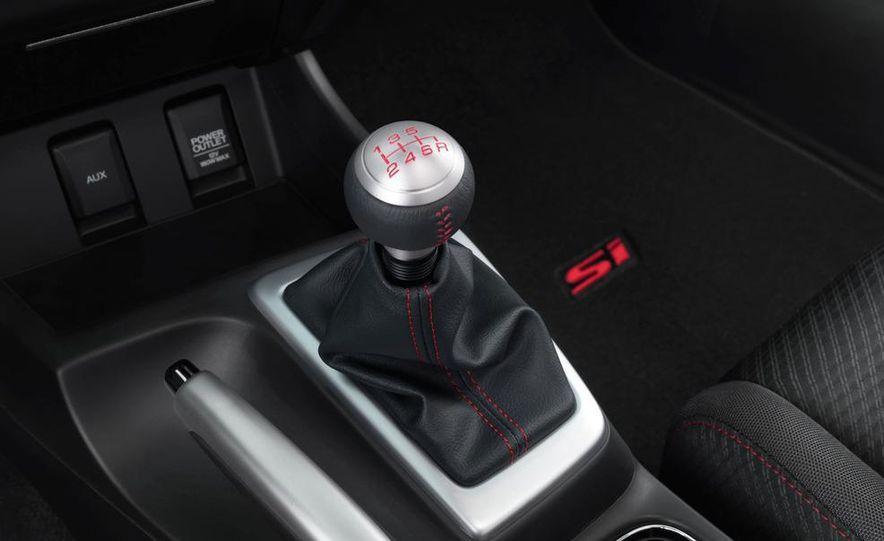 2013 Honda Civic Si sedan - Slide 141