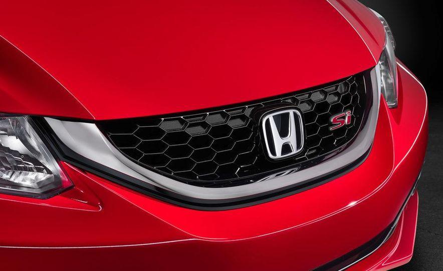 2013 Honda Civic Si sedan - Slide 39