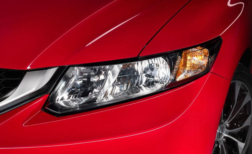 2013 Honda Civic Si sedan - Slide 41
