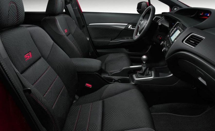 2013 Honda Civic Si sedan - Slide 46