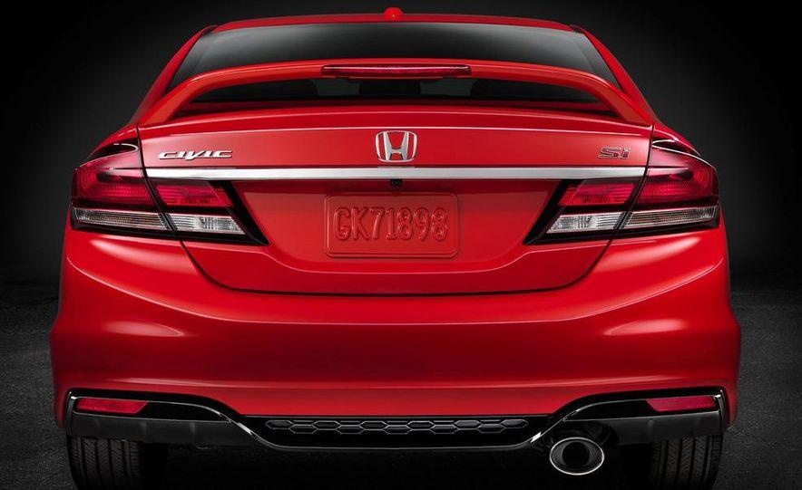 2013 Honda Civic Si sedan - Slide 38