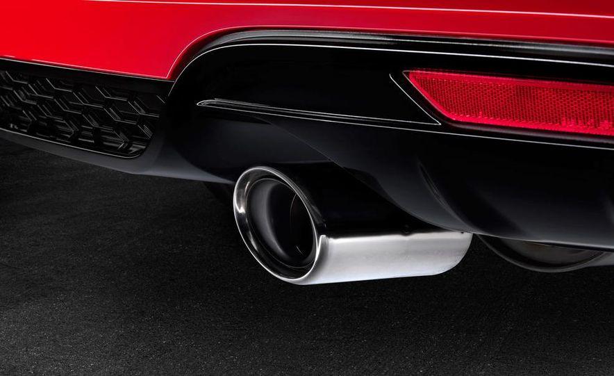 2013 Honda Civic Si sedan - Slide 45