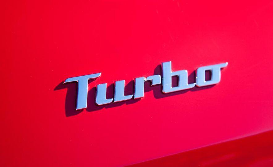 2013 Volkswagen Beetle convertible turbos - Slide 36