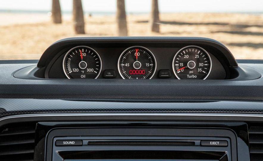2013 Volkswagen Beetle convertible turbos - Slide 51