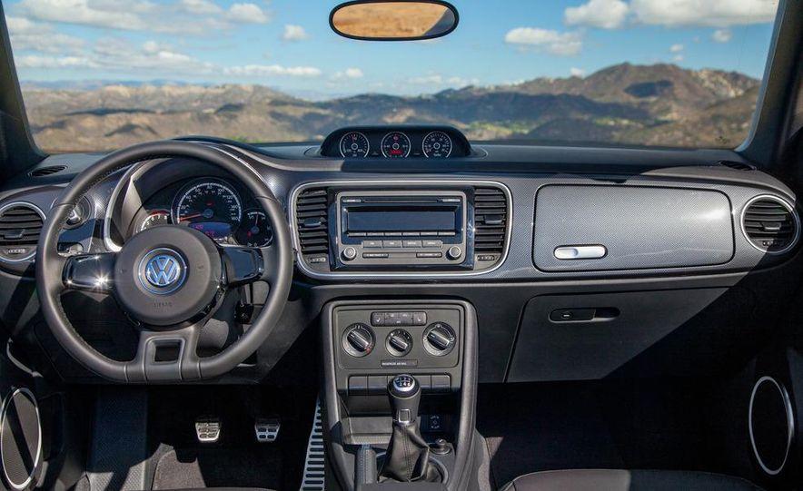 2013 Volkswagen Beetle convertible turbos - Slide 48
