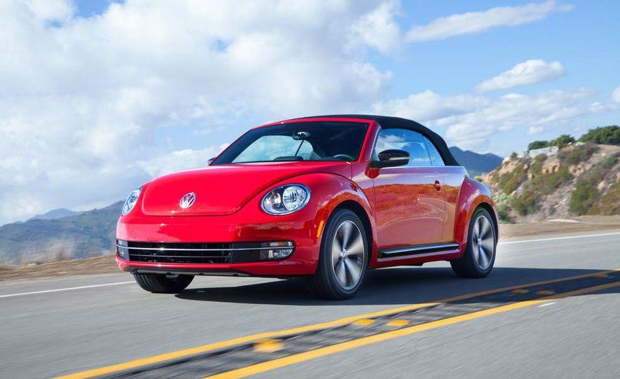 2013 Volkswagen Beetle convertible turbos - Slide 8