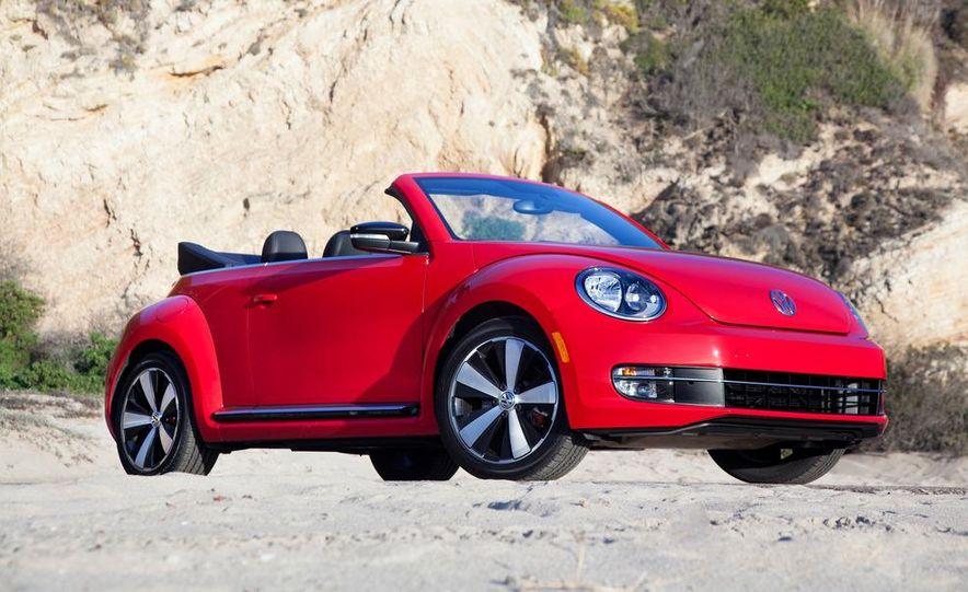 2013 Volkswagen Beetle convertible turbos - Slide 25