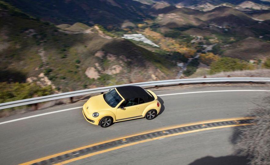 2013 Volkswagen Beetle convertible turbos - Slide 57