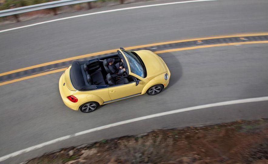 2013 Volkswagen Beetle convertible turbos - Slide 58