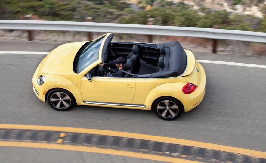 2013 Volkswagen Beetle convertible turbos - Slide 59