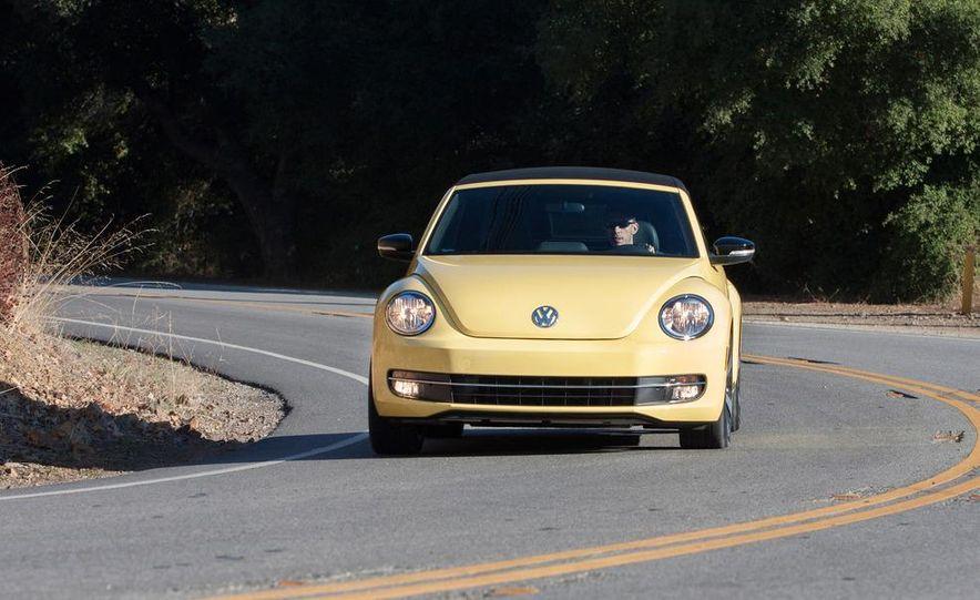2013 Volkswagen Beetle convertible turbos - Slide 63
