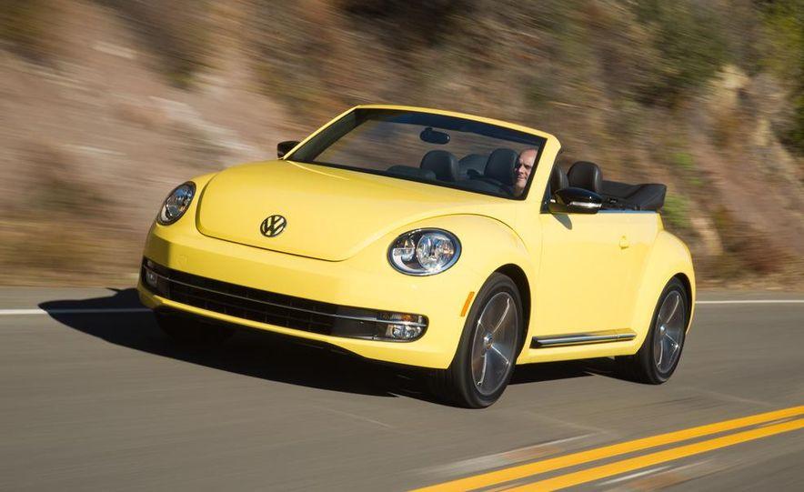 2013 Volkswagen Beetle convertible turbos - Slide 64
