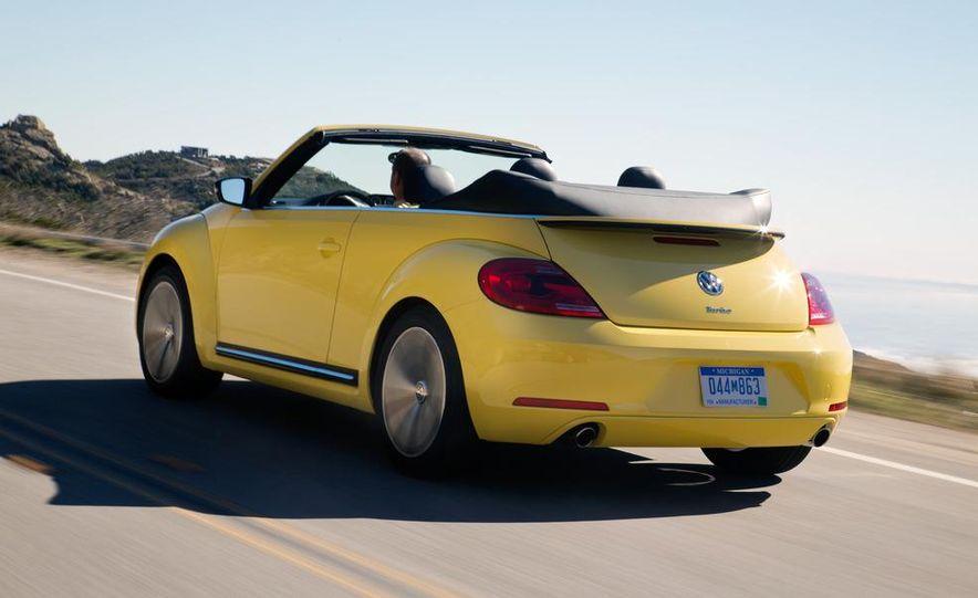 2013 Volkswagen Beetle convertible turbos - Slide 65