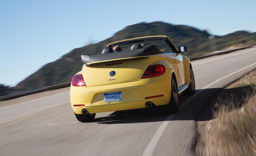 2013 Volkswagen Beetle convertible turbos - Slide 66