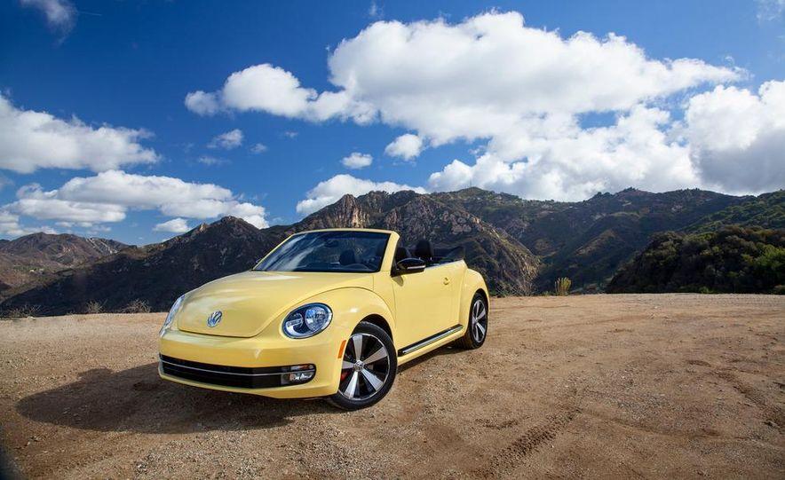 2013 Volkswagen Beetle convertible turbos - Slide 67