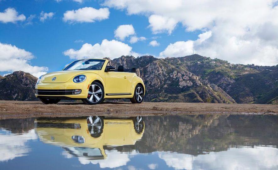 2013 Volkswagen Beetle convertible turbos - Slide 68
