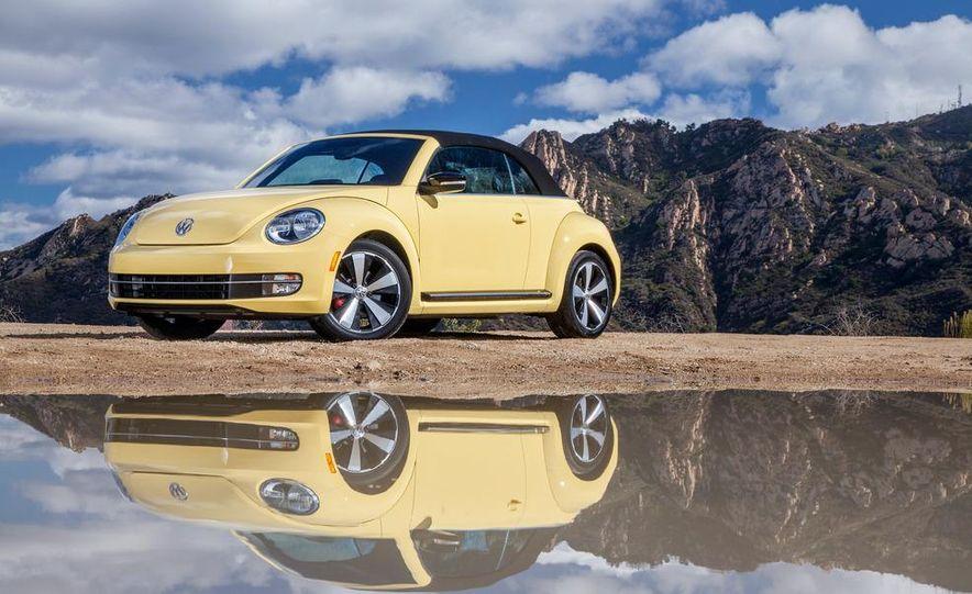 2013 Volkswagen Beetle convertible turbos - Slide 69