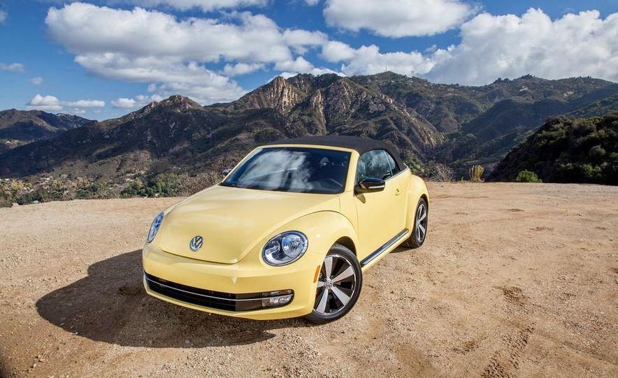 2013 Volkswagen Beetle convertible turbos - Slide 70