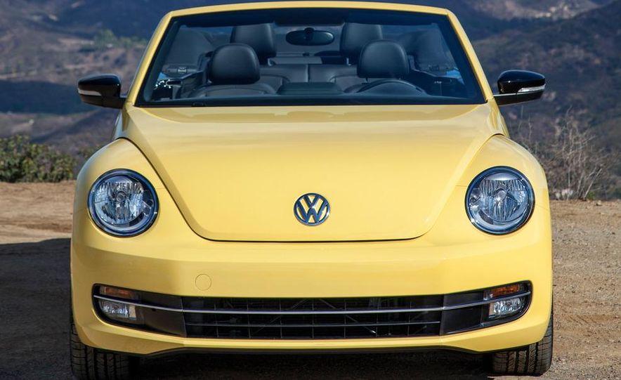 2013 Volkswagen Beetle convertible turbos - Slide 72