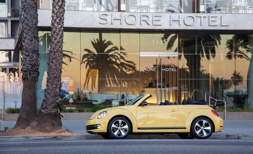2013 Volkswagen Beetle convertible turbos - Slide 74