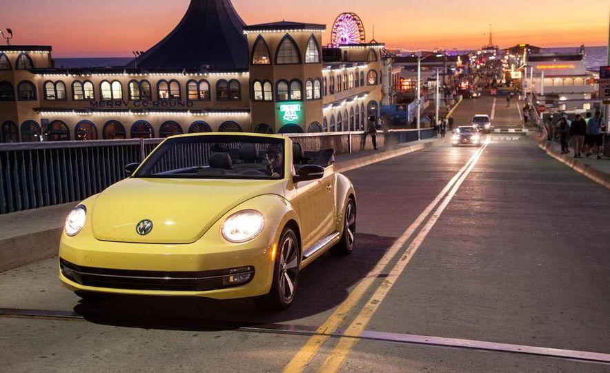 2013 Volkswagen Beetle convertible turbos - Slide 75