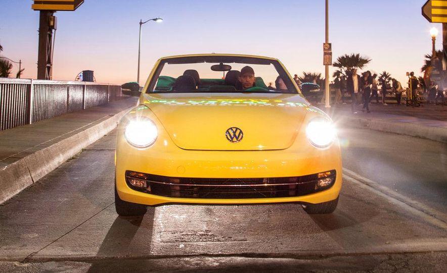 2013 Volkswagen Beetle convertible turbos - Slide 76
