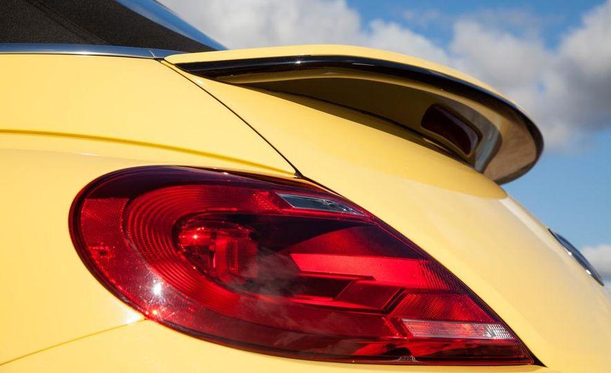 2013 Volkswagen Beetle convertible turbos - Slide 78